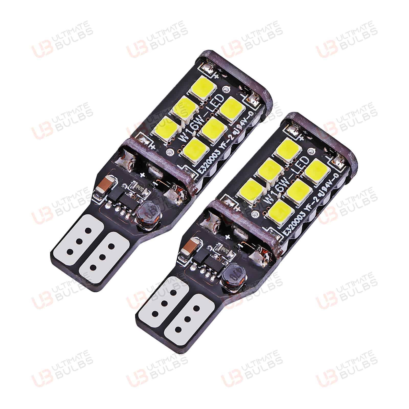 Bright White Xenon LED SMD Canbus Reverse Lights UK Stock Audi A4 B8 Avant
