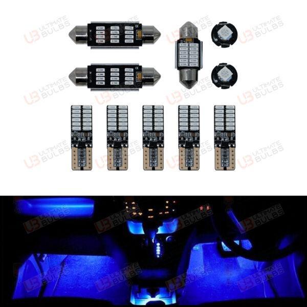 Porsche 997 Turbo - Blue LED Interior Kit