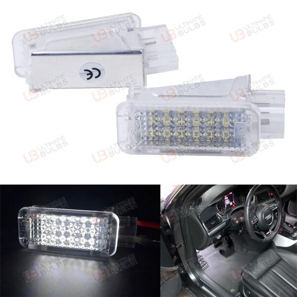 Volkswagen Scirocco MK3 - LED Footwell Unit